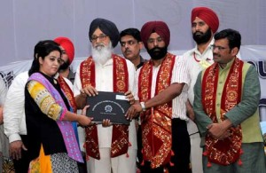 Shaheed Bhagat Singh Technical Campus to get status of University : Badal