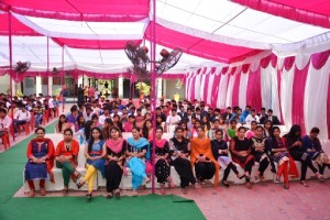 RUKHSAT-2K16 (Farewell Party) was successfully organized in Polytechnic Wing of SBS Campus